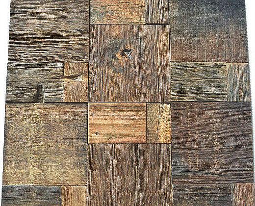 Rustic Wood Tiles Rustic Wood Mosaic Tiles Wood Coverings Bars Cafe